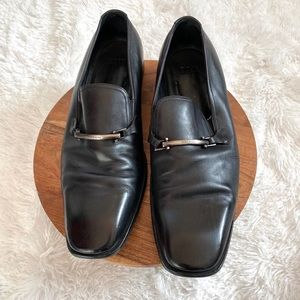 HUGO BOSS Slip On Leather Shoes